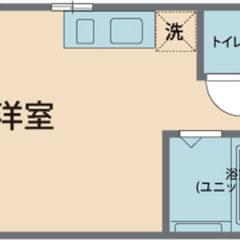 【アパート】軽井沢駅至近!福井ビル202